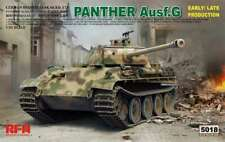 Rye Field 1/35 Panther Ausf.G Early/Late #5018