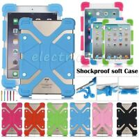 "US Ship For DigiLand 10 10.1"" Inch DL1010Q Tablet Shockproof Silicone Case Cover"
