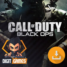 Call of Duty Black Ops - Steam / PC Game - COD - New / FPS / Zombies [NO CD/DVD]