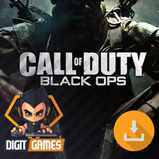 Call of Duty Black Ops - Steam / PC Game - COD - New / FPS / Zombies