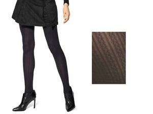 Hue Women's Tights Cable Control Top Tights  S/M, M/L