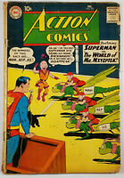Action Comics #273 Mr. Mxyzptlk! 1961 DC Series GD/VG Superman Silver Age