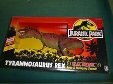 JURASSIC PARK TYRANNOSAURUS REX KENNER 1993 SERIES 1 EXCELLENT & SEALED T-REX!!!