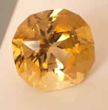 Exceptional Orange Yellow Scapolite: 55.99ct; GIA Cert Transparent & Untreated