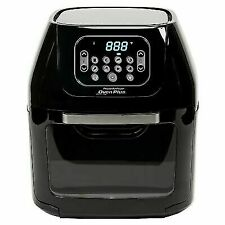 Power Air Fryer 6 QT Oven Black