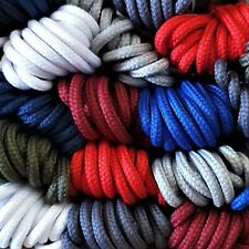 Shoe Boot Strong Round Laces - 18 colours - replacement laces for DM's
