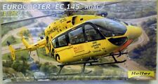 "Heller 80377: Eurocopter EC 145 ""ADAC"" in 1/72, N E U & OVP - ungeöffnet"