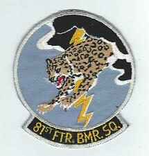50's 81st FIGHTER BOMBER SQUADRON  patch
