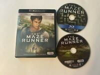 The Maze Runner (4K UHD/Bluray, 2015) [BUY 2 GET 1]