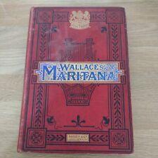 Wallace's MARITANA : The Royal Edition of Boosey |& Co., Circa 1900 music score.