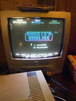 Ghosts 'n Goblins (Nintendo Entertainment System, 1986) NES Authentic Tested