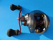 9+1 BB 6.3:1 Left Hand Baitcasting Fishing Reel Bait Casting Baitcast Reel