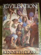 'Civilisation', by Kenneth Clark.  Hardback, with dust jacket.  BBC/John Murray
