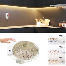 Hand Wave Motion Sensor USB RGB LED Strip Light Tape Waterproof 5M 4M 3M 2M 1M