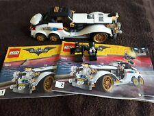 LEGO The Penguin Arctic Roller 70911 (BATMAN) Complete w/instructions No box