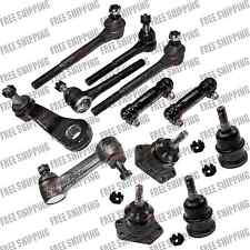 New Rebuild Steering Kit Idler Pitman Tie Rod Linkages For Chevy Truck Classic