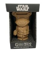 Star Wars - Princess Leia (Boushh) LIMITED EDITION Geeki Tiki CUP MUG *NEW* RARE