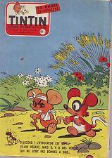 tintin 393 - mai 1956