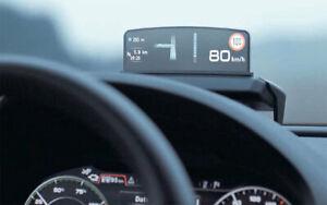 Audi Head-up Display Basispaket mit TOLED-Screen