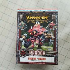 Grolar Kodiak Heavy Warjack Khador Warmachine Privateer Press New