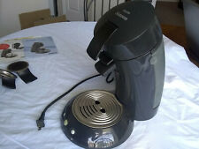 Philips Senseo Coffee Maker with extras - Black