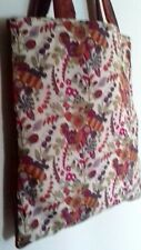 Liberty Tana Lawn Weekend Carpet Bag Unique Stylish Fashionable