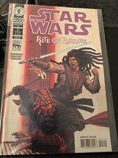 Star Wars: Republic #45 Rite of Passage Rare In UK