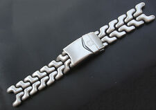 TAG HEUER  MEN SEL DIVING STRAP BRACELET SPORTS ELEGANCE LINK 20mm STEEL