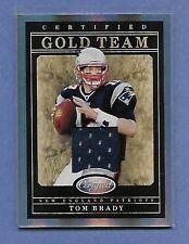 TOM BRADY - NEW ENGLAND PATRIOTS -GAME USED JERSEY - SERIAL #'d 109/200 - EPIC!