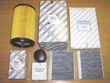 Alfa Romeo 156 1.9 16V JTD New GENUINE Oil Air Fuel Pollen Filter Service Kit