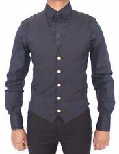 Dolce&Gabbana Wool Big & Tall Waistcoats for Men