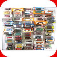 N Scale 40' Box Car Variety lot - Atlas, MTL -Reefer etc / MULTI-ITEM DISCOUNT