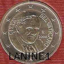2 EURO DU COFFRET BU VATICAN 2008 (RARE)