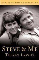 Steve & Me by Irwin, Terri