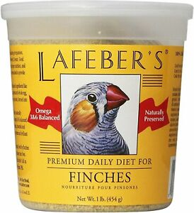 Lafeber Premium Daily Diet Finch Food    Free Shipping