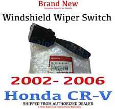 2002- 2006 Honda CR-V SUV Windshield Wiper Switch
