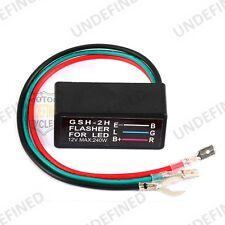 3 Pin 12V Universal Motorcycle Bike LED Turn Signal Light Blinker Flasher Relay