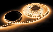 STRISCIA LED STRIP 300 LED SMD 5630 BIANCO 5 MT ALTA LUMINOSITA IMPERMEABILE