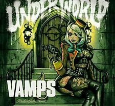 VAMPS - UNDERWORLD   CD NEU