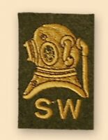 NEW OFFICIAL Diver, S.W. Badge, colour.