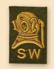 NEW OFFICIAL Diver, S.W. Badge, colour.