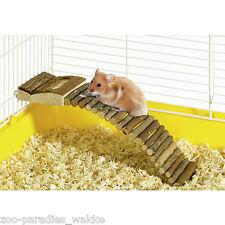 27 cm Leiter evtl. zur Etage - für Hamster, Mäuse, Hamsterleiter / Brücke  88606