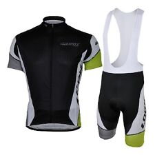 2013 NEW STYLE FACTORY TEAM SHORT SLEEVE CYCLING JERSEY BIB SHORT COMBO PROTECT
