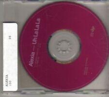 (BV960) Alexia, Uh La La La - 1998 DJ CD