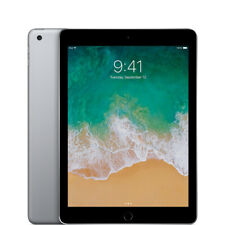 Apple iPad 5th Generation 32GB WiFi 8MP Cam 9.7inch Space Grey - Fast Dispatch