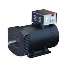Stromerzeuger ohne Motor BST-1A-005-KW 230V 5kW 1-phasig Synchron Generator AVR