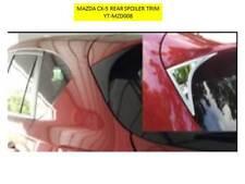 MAZDA CX-5 REAR SPOILER BEZEL TRIMS PLASTIC ABS TRIMS YT-MZD008