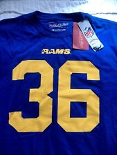 JEROME BETTIS Los Angeles RAMS Mitchell & Ness Throwbacks Jersey Size XL