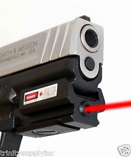 Pistol Red Laser For Smith & Wesson SD9VE Glock.