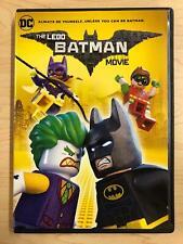 LEGO - The LEGO Batman Movie (DVD, 2017) - F1124